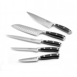 Vulcano - Set 5 couteaux de cuisine