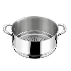 Aromatik - Cuit-vapeur 24cm inox