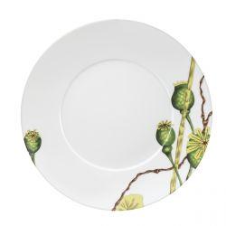 Ikebana  - Coffret 6 assiettes plates