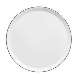 Yaka Noir - Coffret 6 assiettes plates