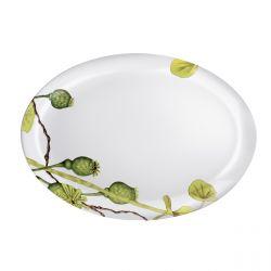 Ikebana  - Plat ovale
