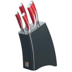 Kyu Fire - Bloc 5 couteaux de cuisine