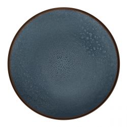 Feeling Indigo - Coffret 6 assiettes plates