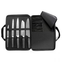 Asean - Trousse 5 couteaux de cuisine