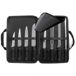Universal - Trousse 8 couteaux de cuisine