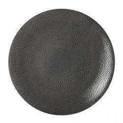 Stone Gris - Coffret 6 assiettes plates