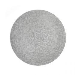 Stone Gris clair - Coffret 6 assiettes plates
