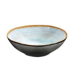 Shadow Aqua - Coffret 6 assiettes creuses gourmet