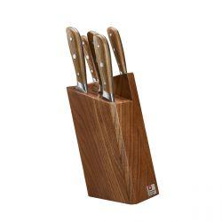 Scandi - Bloc 5 couteaux de cuisine